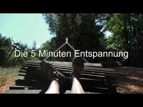 Die 5 MinEntspannung - Entspannungsübung - Entspannungsmusik - Entspannungsreise