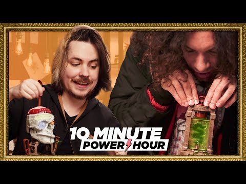 Candy Makin Candy Men - 10 Minute Power Hour