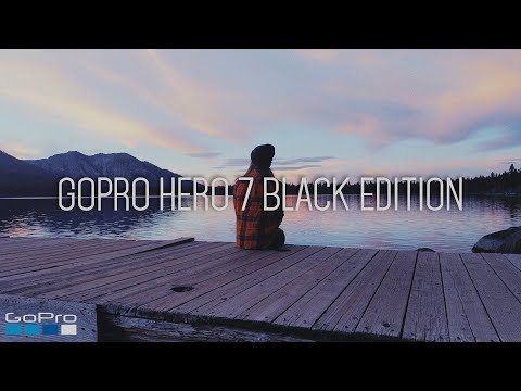 Testing out the GoPro Hero 7 Black Edition.