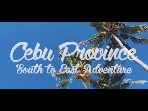 Cebu Province, South to East Adventure