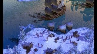 Age of Empires 3 (Эпоха Империй 3) - трейлер   FULL-GAME.RU