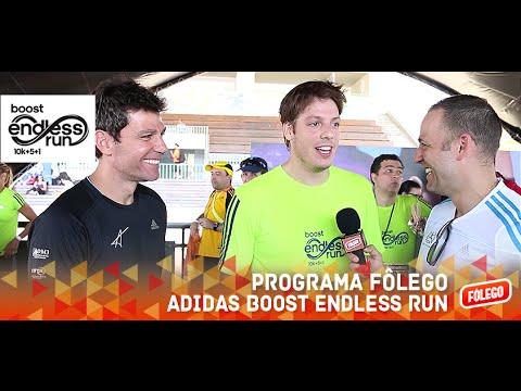 Corrida Adidas Boost Endless Run