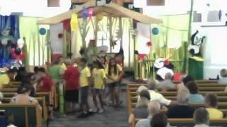 Sunday Morning Worship  July 31,2011   PANDAMANIA