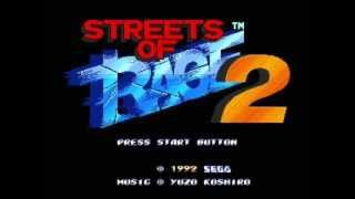 Sreets Of Rage 2 - Never Return Alive (Rain)