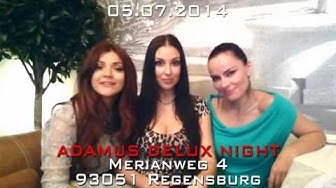 ADAMUS DELUX NIGHT MERIANWEG 4 ,93051 REGENSBURG