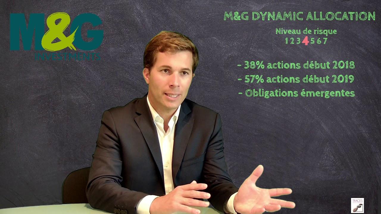 M&G dynamique allocation un point sur la gestion