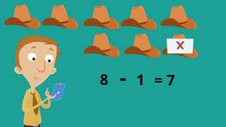 Subtraction For Kids | Classroom Edition For 1st & 2nd Grade