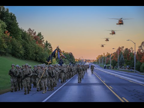 10th Mountain Division Newcomer's Video
