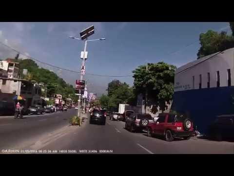 Haiti Road Trip - Port-Au-Prince To Grand Goave - PART 1