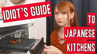Idiot's Guide to Japanese Kitchens