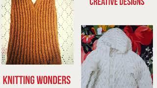 Knitting Wonders Sweater Designs 2019