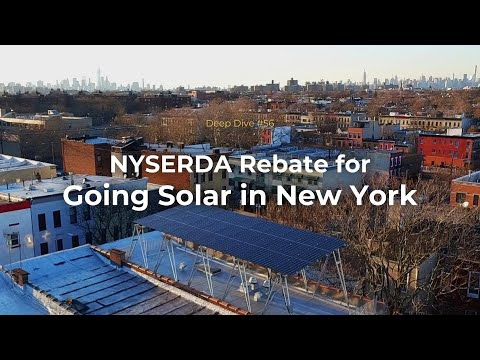 NYSERDA Solar Rebate | LIVE | Pick My Solar