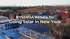 NYSERDA Solar rebates and ConEd Residential incentives - #57