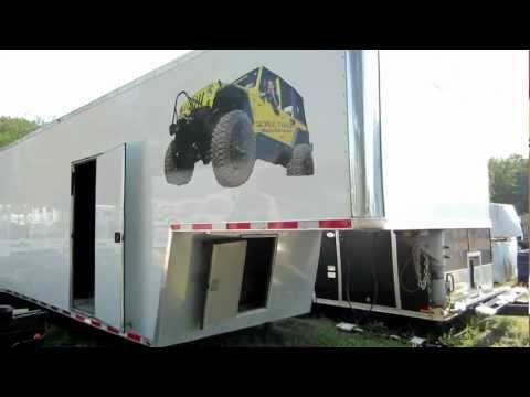 The Trailer Depot- Trade In Motiv 48 foot enclosed trailer