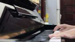 Ánh Trăng Nói Hộ Lòng Tôi - 月 亮 代 表 我 的 心 (Piano)