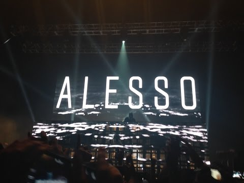 Alesso Hong Kong at AsiaWorld Expo