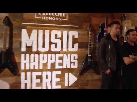 OneRepublic's Beverly Hilton Performance #MusicHappensHere