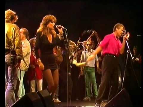 Afrika (live) - Rock for Afrika, Københavns Idrætspark, 21. september 1985
