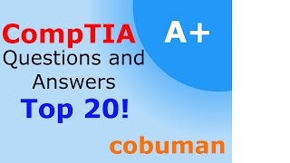 comptia a+ exam questions and answers 2016 pdf