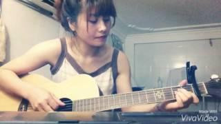 Nếu em còn tồn tại - cover guitar