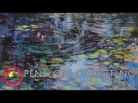 Fine Art Tips with Penelope Gilbert-Ng on Colour In Your Lif