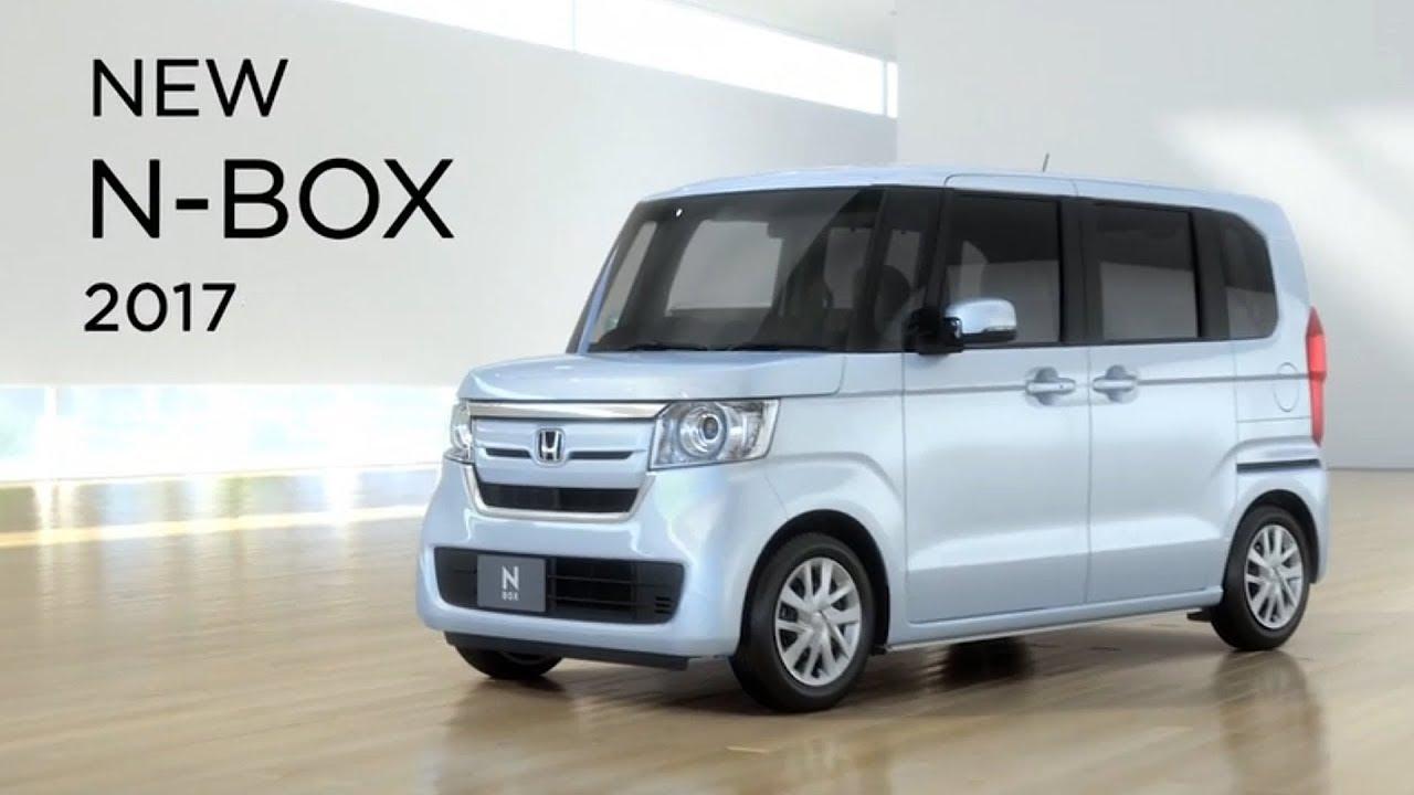 ホンダ N-Box (Honda N-Box / Japanese) - YouTube