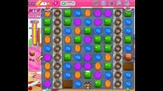 How to beat Candy Crush Saga Level 454 - 1 Stars - No Boosters - 367,160pts