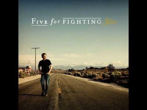 Five For Fighting- Chances (Audio Only)