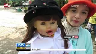 Mantan Penyanyi Cilik Membuat Gerakan Lestarikan Lagu Anak-anak