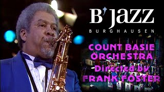 Count Basie Orchestra directed by Frank Foster - Jazzwoche Burghausen 1994