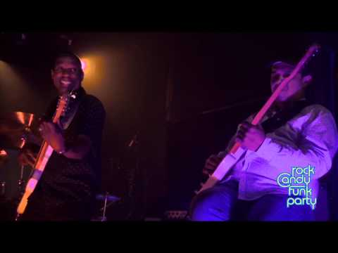 Rock Candy Funk Party  Mr. Clean  Live at the Iridium