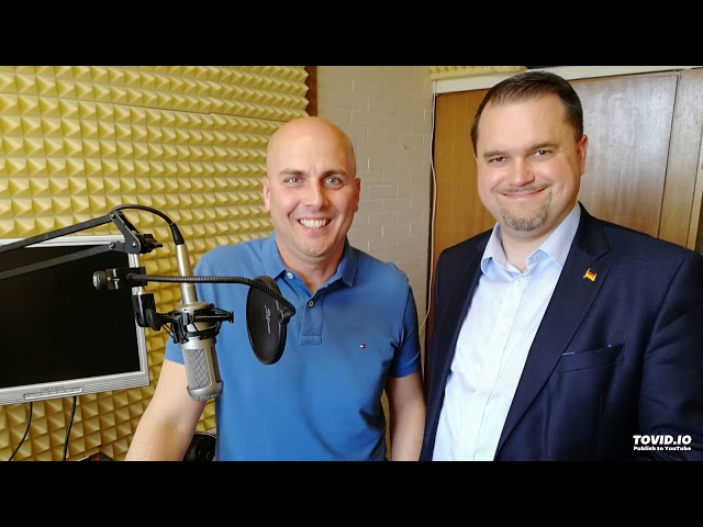 CAU-Radio - Flak und Waldheim stellen AfD vor