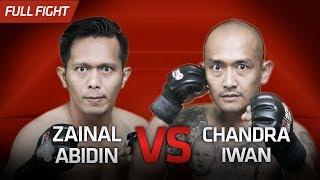 [HD] Zainal Abidin vs Chandra Iwan || One Pride Pro Never Quit #26