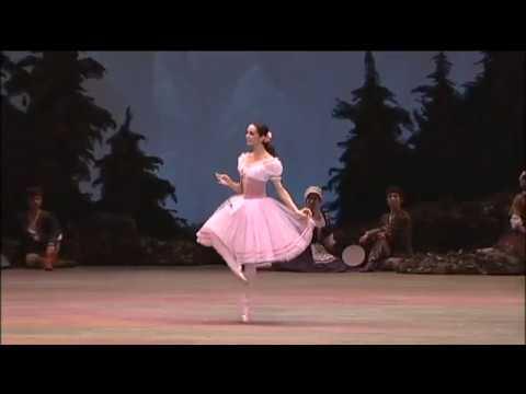 Diana Vishneva Variation Giselle