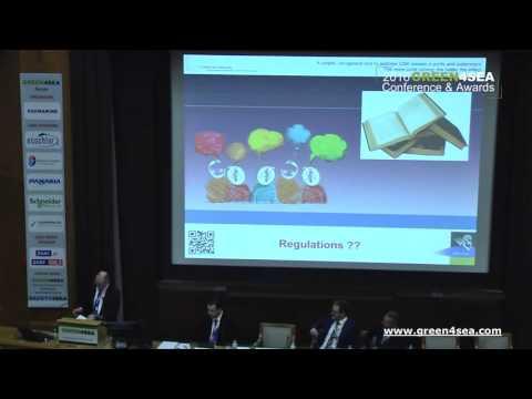 2016 GREEN4SEA Forum - Jan Fransen