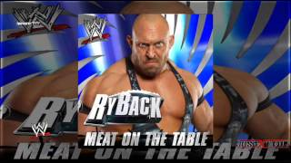 WWE Edit: Meat on the Table (Ryback) by Jim Johnston + Link With Custom Cover