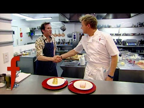 Gordon Ramsay's The F Word Season 4 Episode 3   Extended Highlights 6