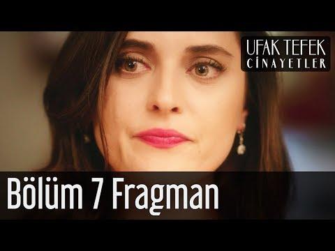 Ufak Tefek Cinayetler 7. Bölüm Fragman