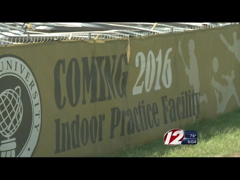 Bryant Athletes Looking Forward To New Facility