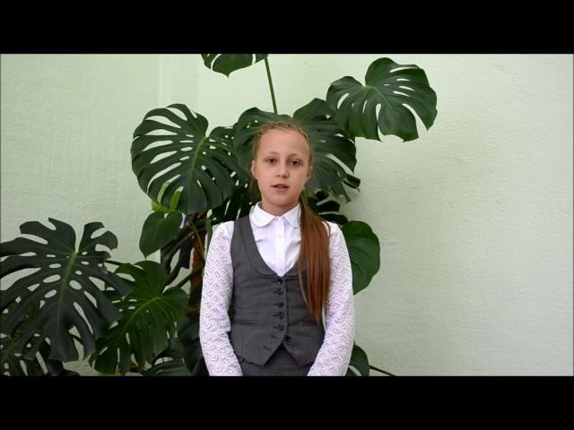 Изображение предпросмотра прочтения – КсенияПавлова читает отрывок изпроизведения «Василий Теркин» А.Т.Твардовского