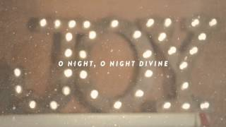 Kim Walker-Smith - O Holy Night - Lyric Video - Jesus Culture Music