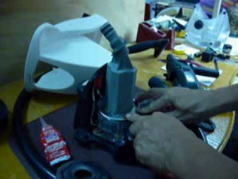 HOW TO REPAIR A LEAKING PORTABLE STEAM IRON