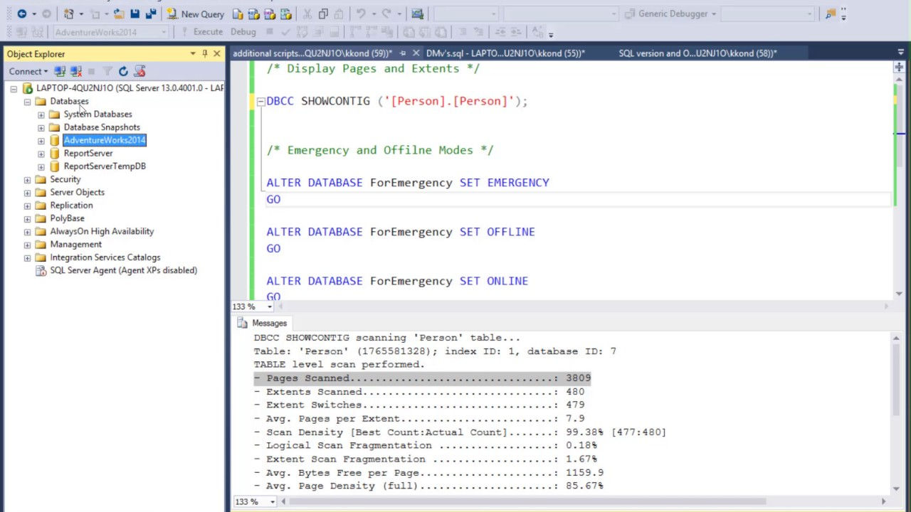Demo What is default collation in SQL Server