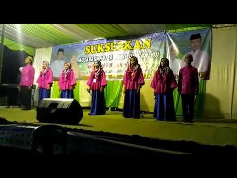 Qasidah group kec marisa gorontalo