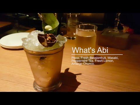 Killing Time in Singapore #1: Secret Bars
