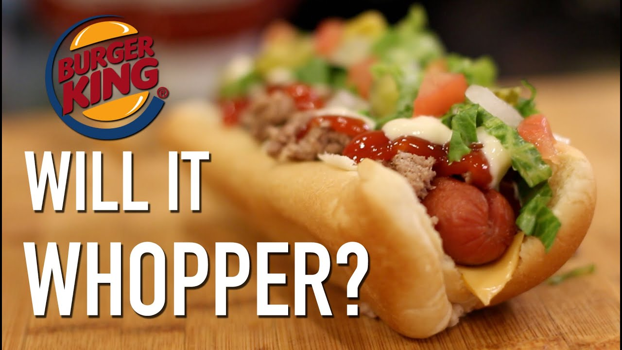 Will it Whopper?