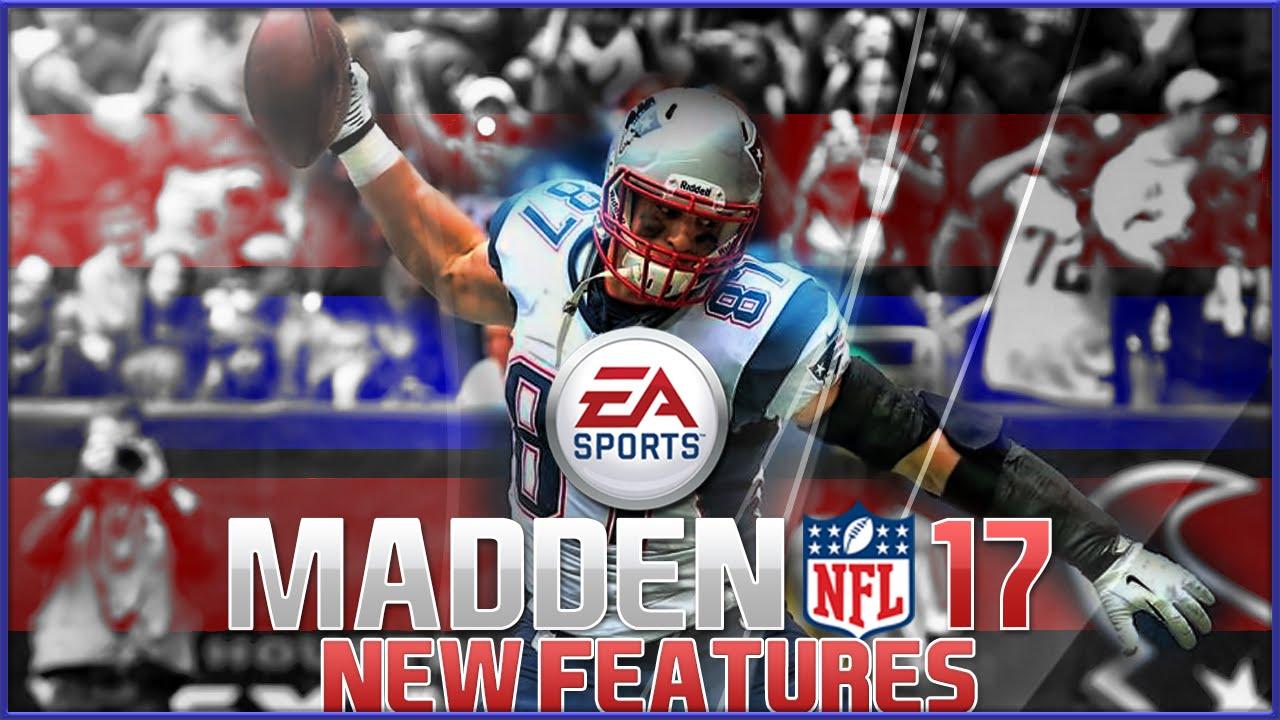 Madden 17 New Features : madden 17 new features ball carrier moves youtube ~ Hamham.info Haus und Dekorationen