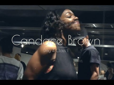 8/15(10:00) Candace Brown