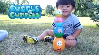 Bubble Guppies Stacking Cups and Surprise Eggs