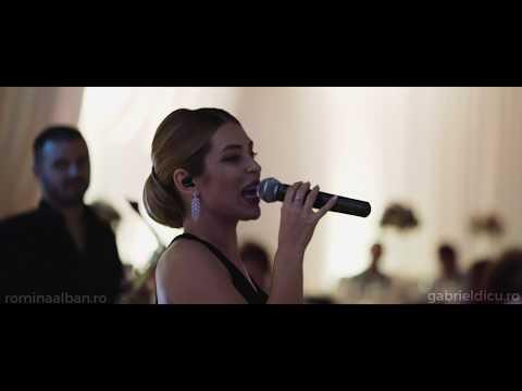 Romina Alban-Un trifoi cu 4 foi -Live-Nunta Olivia&Vlad